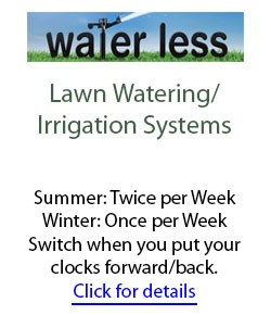 Reset Your Sprinklers